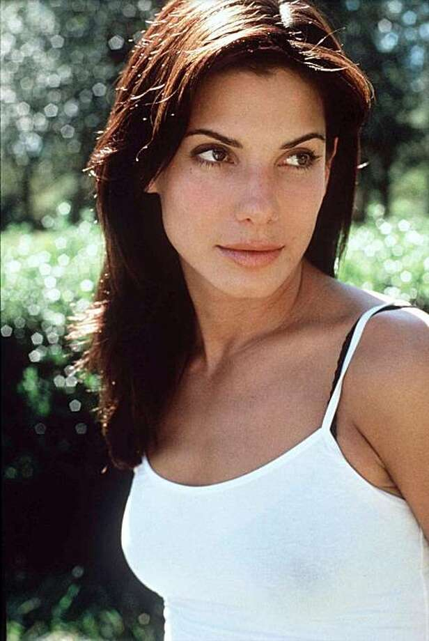 And Sandra Bullock in 1996. Photo: File Photo