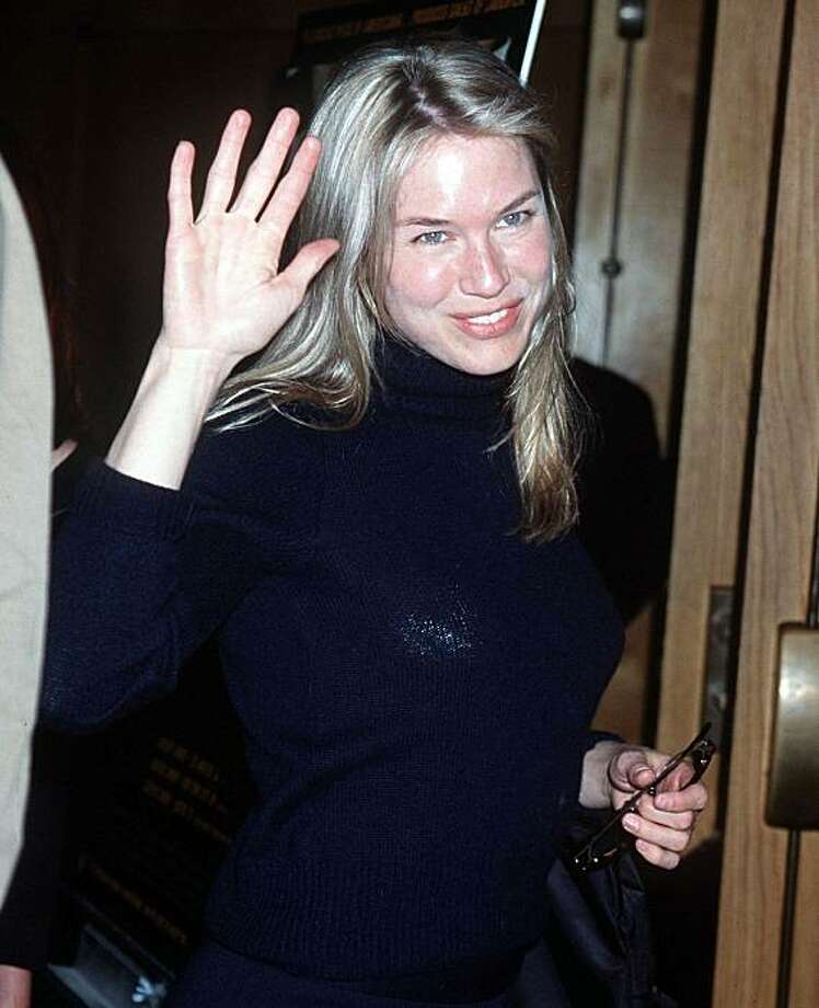 Renee Zellweger, Oct. 15, 1998, age 29. Photo: File Photo