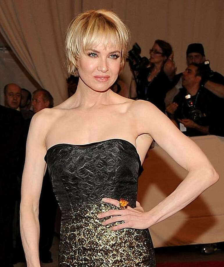 Renee Zellweger, May 3, 2010, age 41. Photo: File Photo