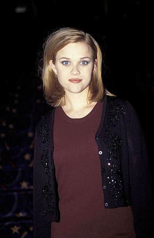 Reese Witherspoon, July 1, 1996, age 20. Photo: File Photo, Getty Images
