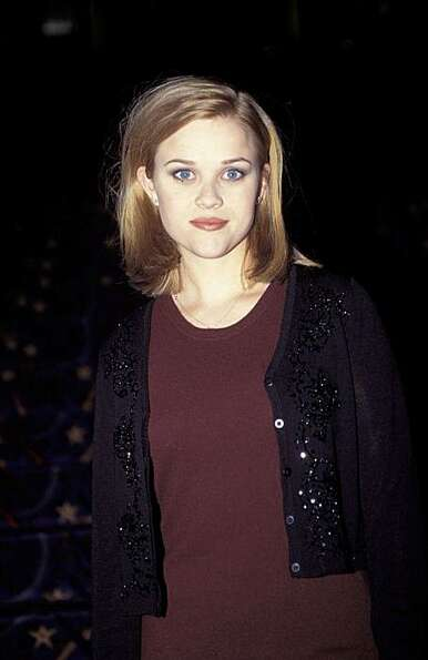 Reese Witherspoon, July 1, 1996, age 20.