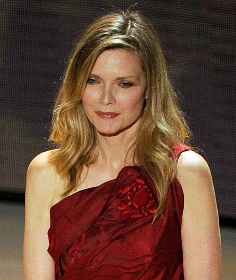 Michelle Pfeiffer, March 7, 2010, age 51. Photo: File Photo
