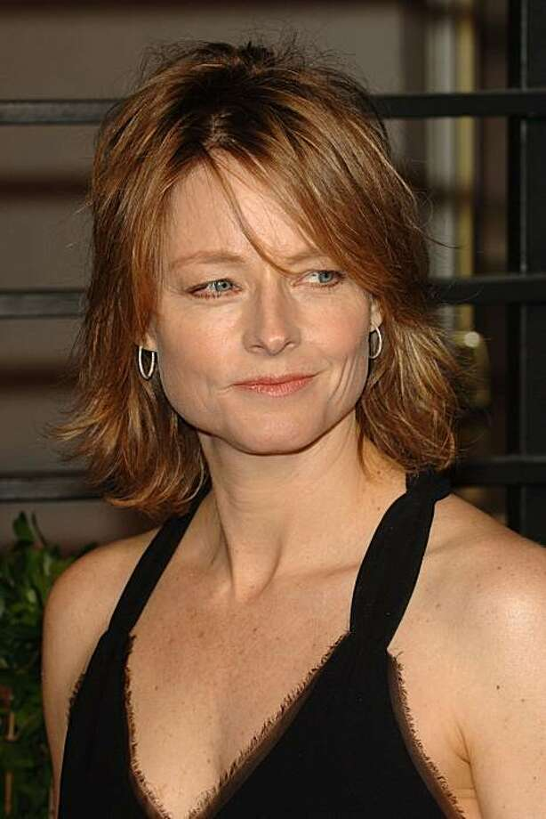 """Jodie Foster, March 7, 2010, age 47. Thus concludes another installment of """"Actresses: Then and now."""" Watch for Part III in coming weeks. Photo: File Photo, Getty Images"""