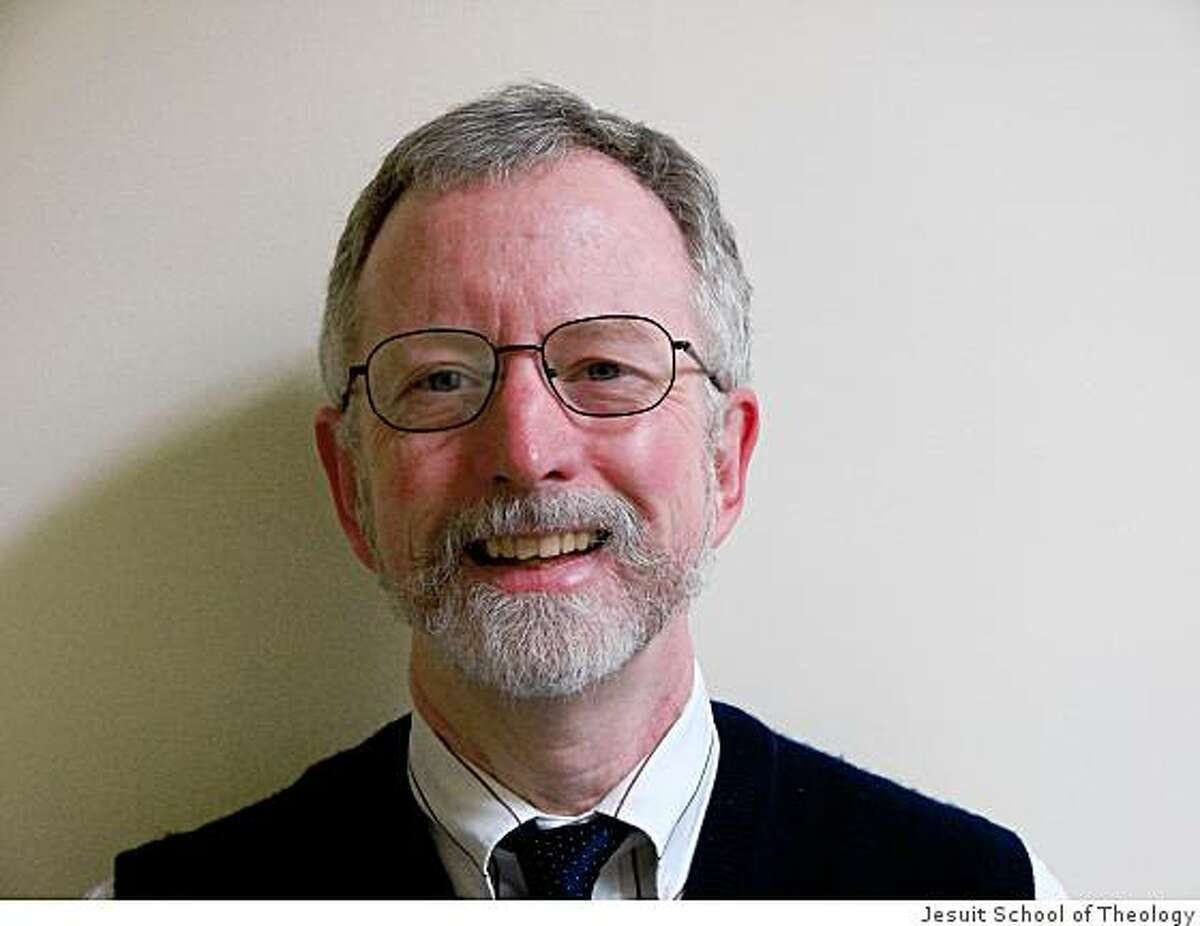 William O'Neill, professor of social ethics at the Jesuit School of Theology at Berkeley