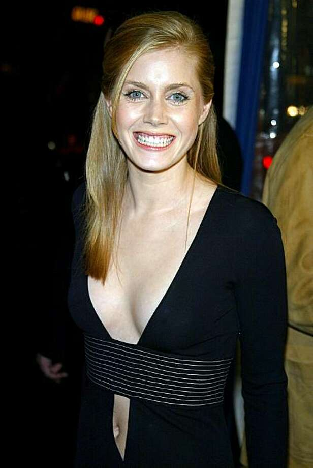Amy Adams in 2002. Photo: Kevin Winter