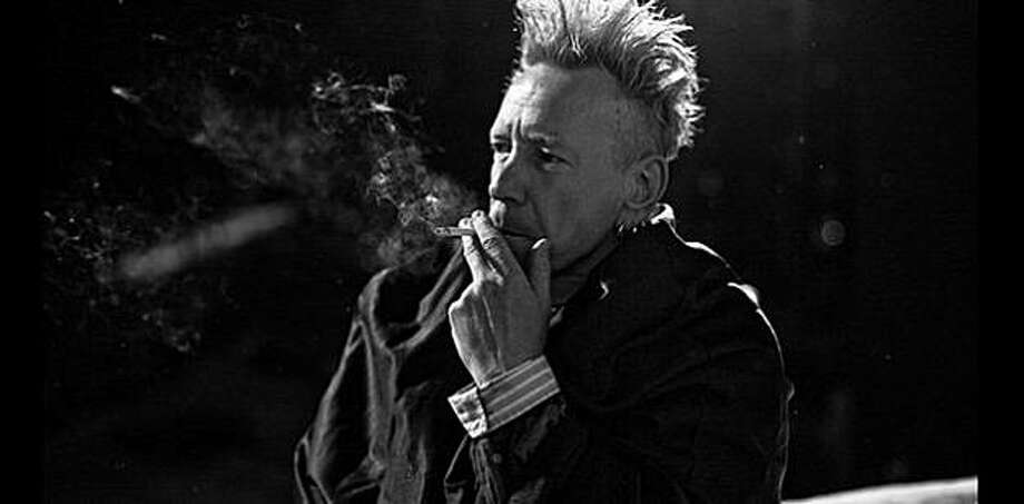 "John Lydon, ""Johnny Rotten"" of the Sex Pistols, in 2010. He has a new book out, ""Mr. Rotten's Scrapbook."" Photo: Www.johnlydon.com"