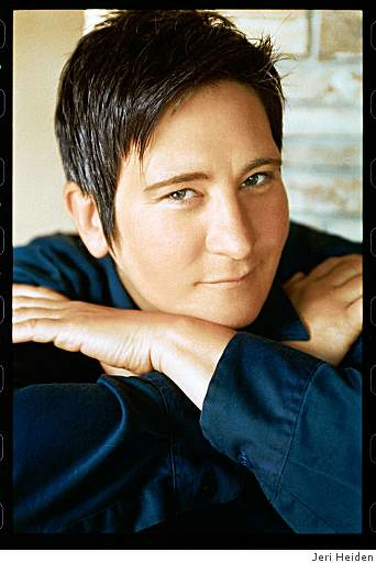 k.d. lang performs Saturday, Nov. 15, at the Paramount Theatre in Oakland.