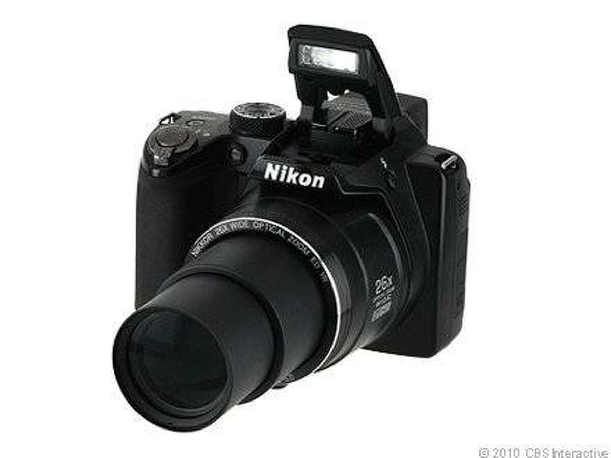for cnet0103, Nikon Coolpix P100
