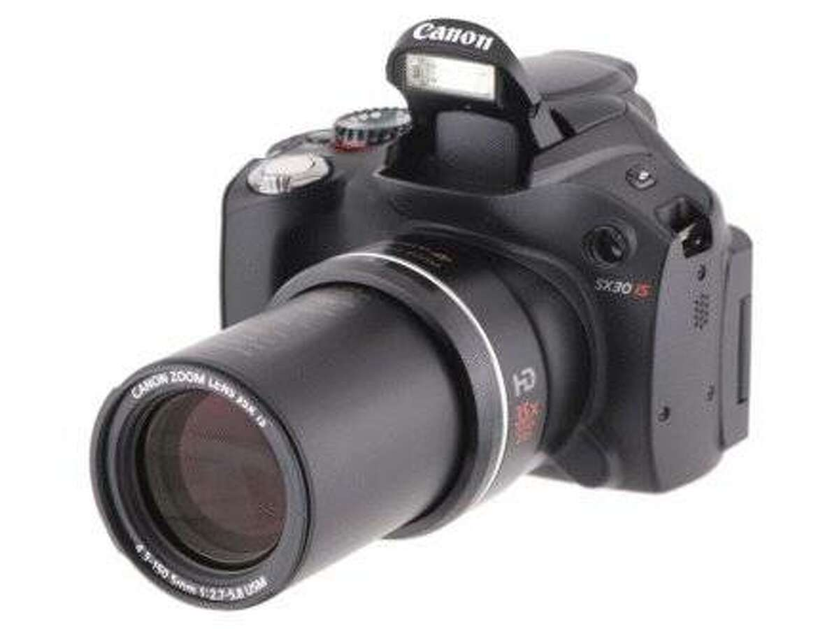 for cnet0103, Canon PowerShot SX30 IS