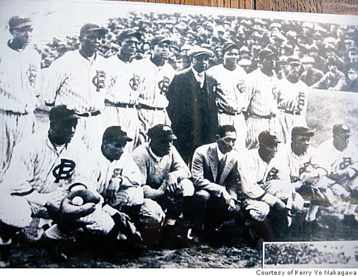 When Giants Walked the Earth: The mighty Philadelphia Royal Giants during the 1927 goodwill tour.