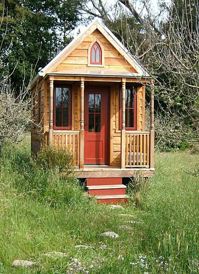 Photo courtesy Tumbleweed Tiny House Co., 2008  Leslie Webster: My favorite is one I?ve loved for a long time, and which will only gain in popularity in 2011: small homes.  Having only what you love, need and use simplifies things, is more economical, and leaves time and money for fun.? Photo: Jack Journey