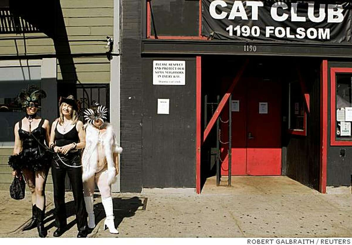 S.F. kinky naked romp a spanking success