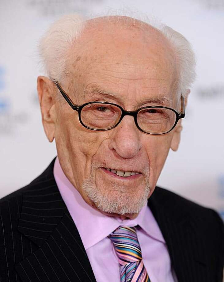 """Eli Wallach, 1915-2014: One of the all-time great character actors, he is probably best known for his role of Tuco in """"The Good, The Bad and the Ugly."""" He died on June 24 at age 98. Photo: Alberto E. Rodriguez, Getty Images"""