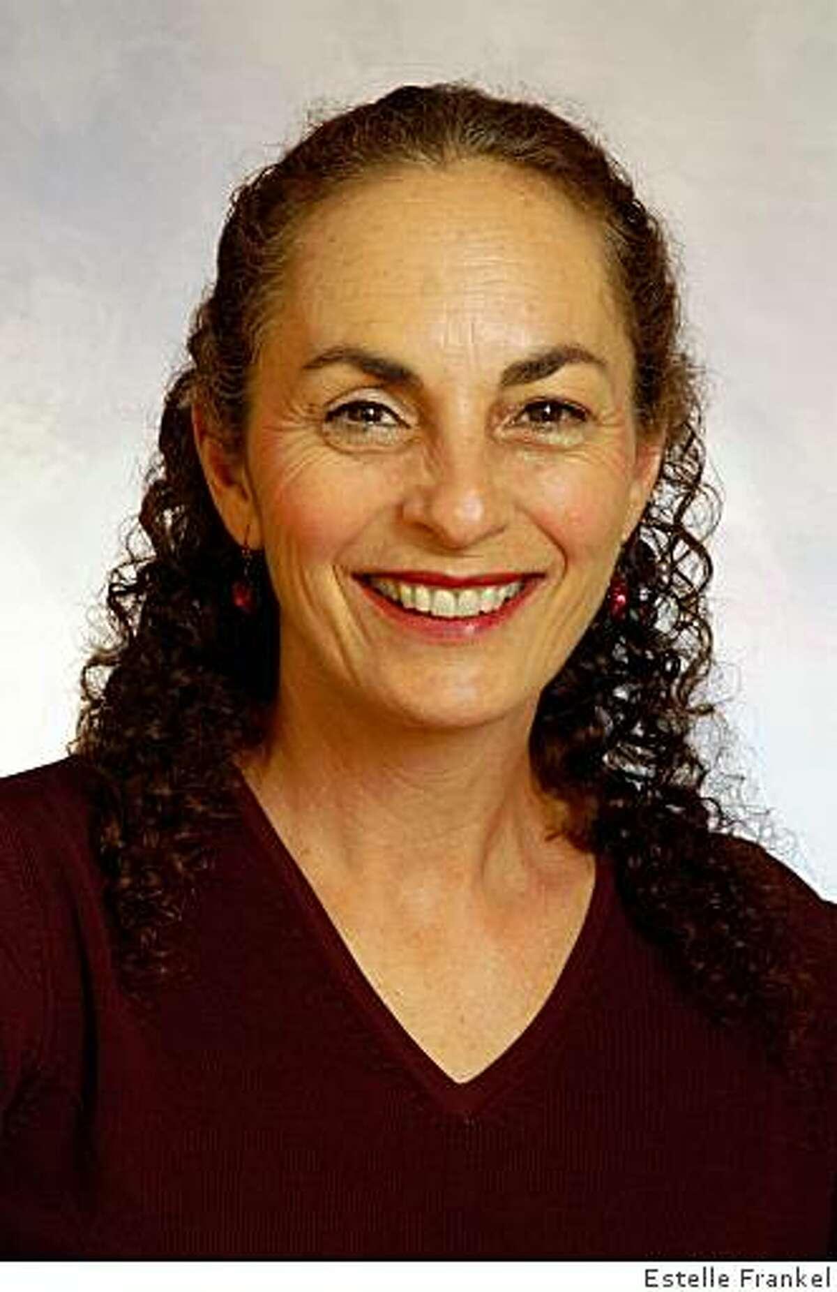 Estelle Frankel, Berkeley psychotherapist and teacher of Jewish mysticism.
