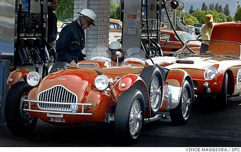 Cars from the archive - SFGate