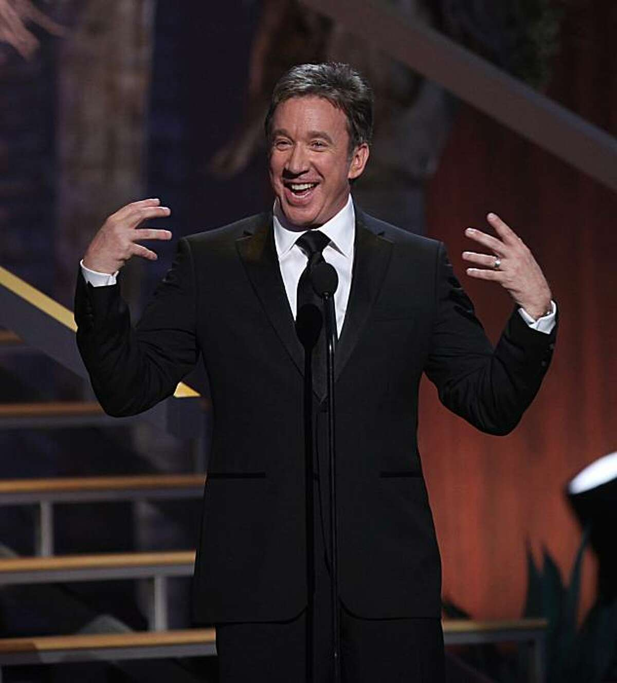 Tim Allen at the eighth annual TV Land Awards on Saturday, April 17, 2010, in Los Angeles.