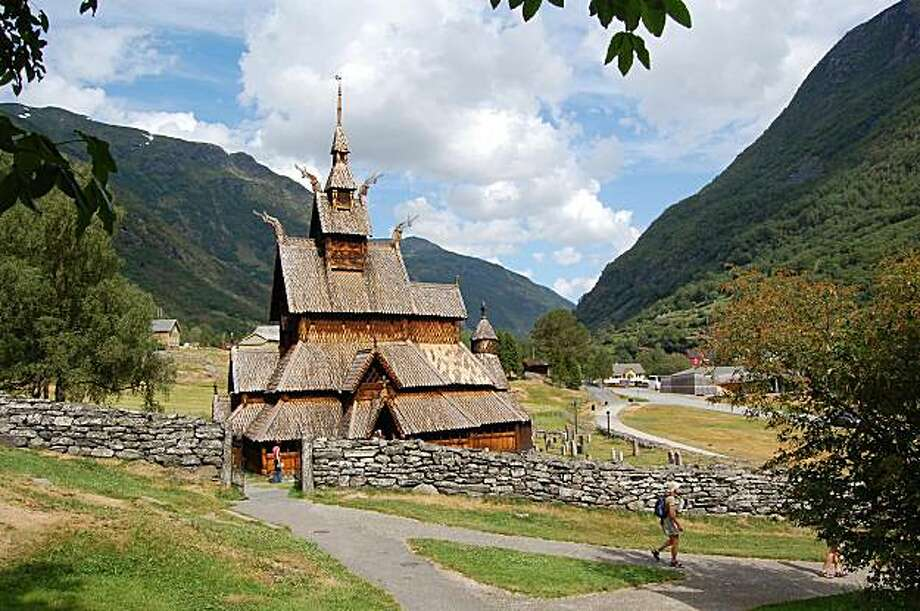Elaborate stave churches are only the architectural reminder of Norway's Middle Ages. Photo: Rick Steves