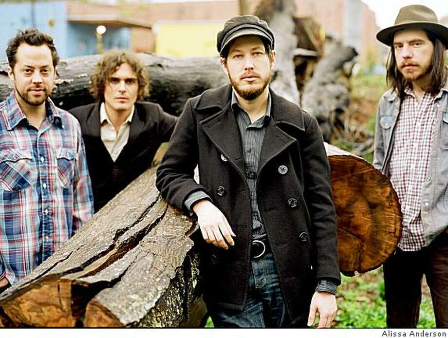 Vetiver, a San Francisco band Photo: Alissa Anderson
