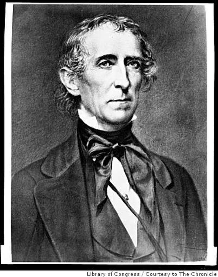 He was one of the few presidential  nominees that was not a democrat or republican. He was a whig...He was a  lawyer, a congressman and he was the vice president beneath William  Henry Harrison. - worthly.com Photo: Library Of Congress, Courtesy To The Chronicle