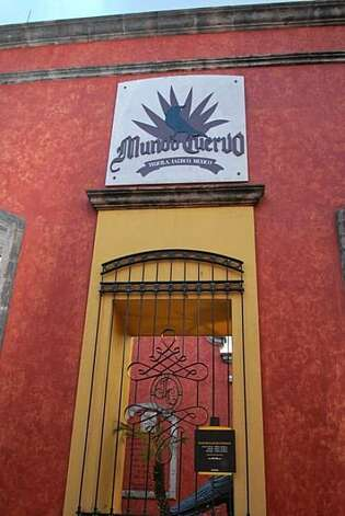Cuervo is the oldest tequila distillery in North America. Photo: Maribeth Mellin