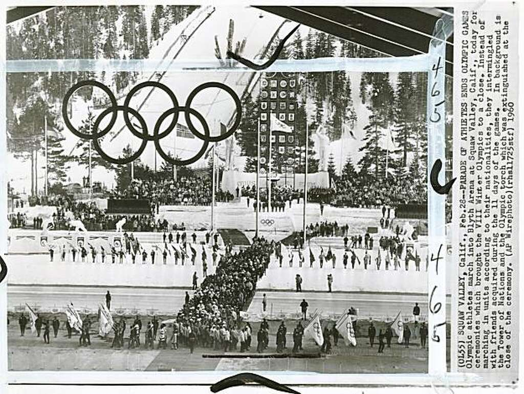 squaw valley u0027s olympic village then and now sfgate