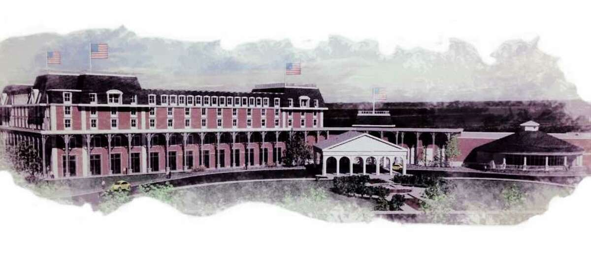 Rendering of Saratoga Casino and Raceway expansion plan. (Provided by Saratoga Casino and Raceway)