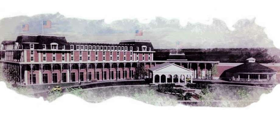 Rendering of Saratoga Casino and Raceway expansion plan. (Provided by Saratoga Casino and Raceway)