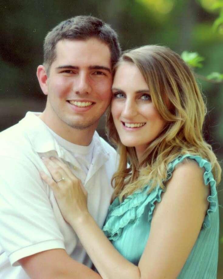Nicholas Francis Allen; Courtney Michele Kurban Photo: Contributed Photo