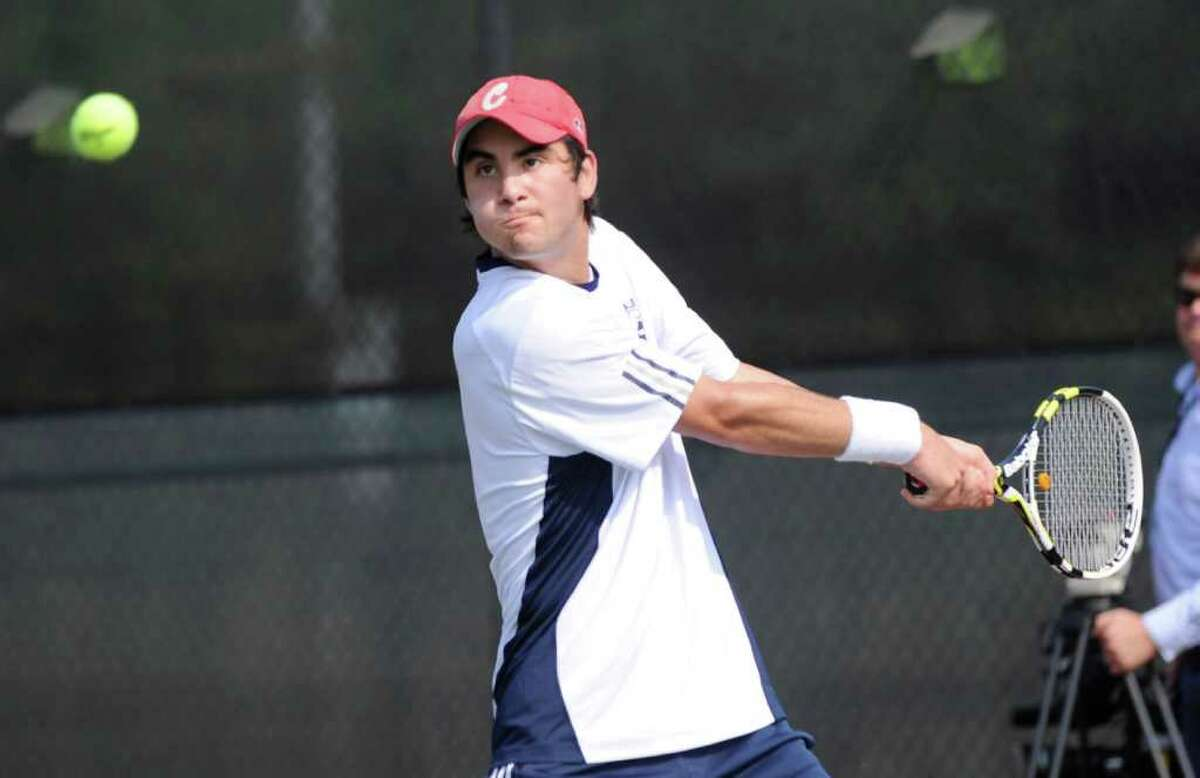 Danny Hirschberg was the Class LL and State Open singles champion and led Staples to the Class LL title. Hirschberrg is now playing for Brown University and was one of the top 100 newsmakers in 2011.