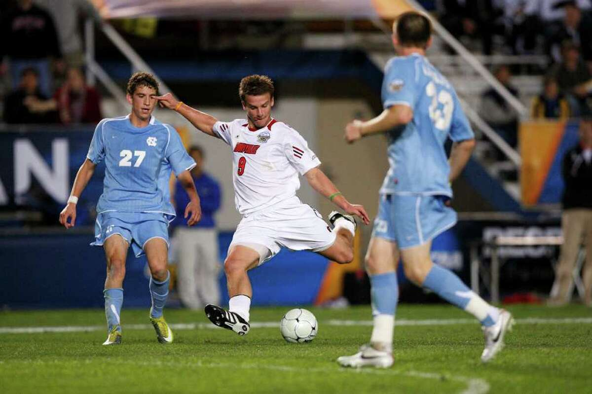 Colin Rolfe is the first player in Louisville history to be named a Hermann Trophy Finalist.