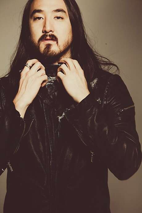 "DJ Steve Aoki is on tour in support of ""Wonderland,"" his first studio album. Photo: Ultra Records"