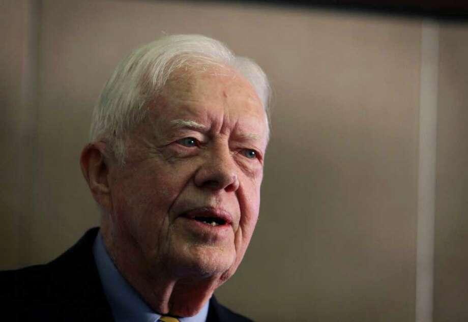 President: Jimmy CarterRepublicans: 14 percentDemocrats: 1 percentIndependents: 9 percentMen: 11 percentWomen: 6 percentAge group (18-29): 4 percentAge group (30-49): 7 percentAge group (50-64): 8 percentAge group (65+): 13 percentTotal (2014): 8 percent Photo: David Goldman / AP2010