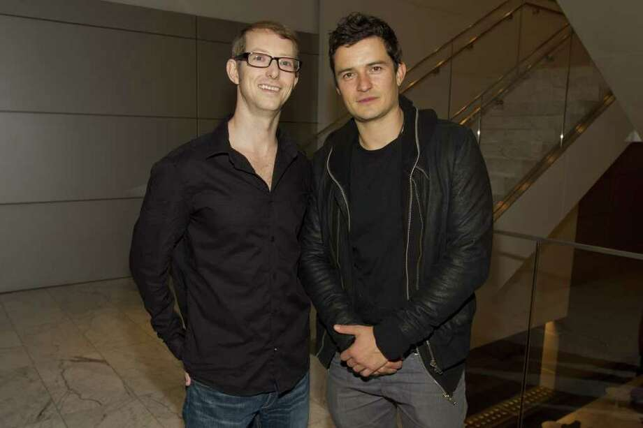 """LOS ANGELES, CA - JANUARY 09:  Actors Jason Baldwin and Orlando Bloom attend the screening of HBO's """"Paradise Lost 3: Purgatory"""" at the Ray Kurtzman Theater on January 9, 2012 in Los Angeles, California.  (Photo by Christopher Polk/Getty Images For HBO Films) Photo: Christopher Polk / 2012 Getty Images"""
