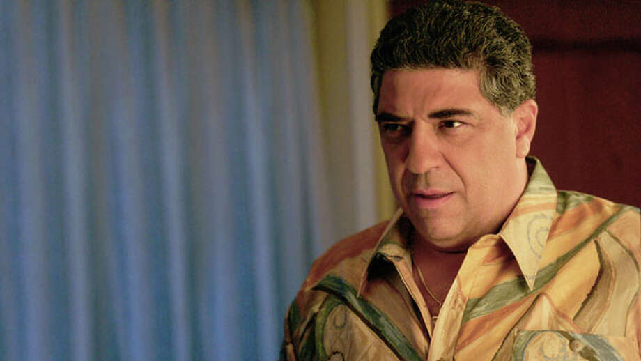 'Big Pussy' Vincent Pastore has taken on a number of small TV roles in the past few years, including Maximus Giambetti on 'General Hospital.' Photo: Wire