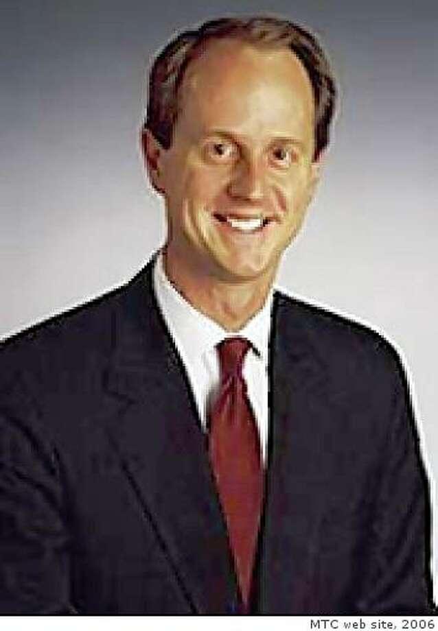 Metropolitan Transportation Commission executive director Steve Heminger. Photo: MTC Web Site, 2006