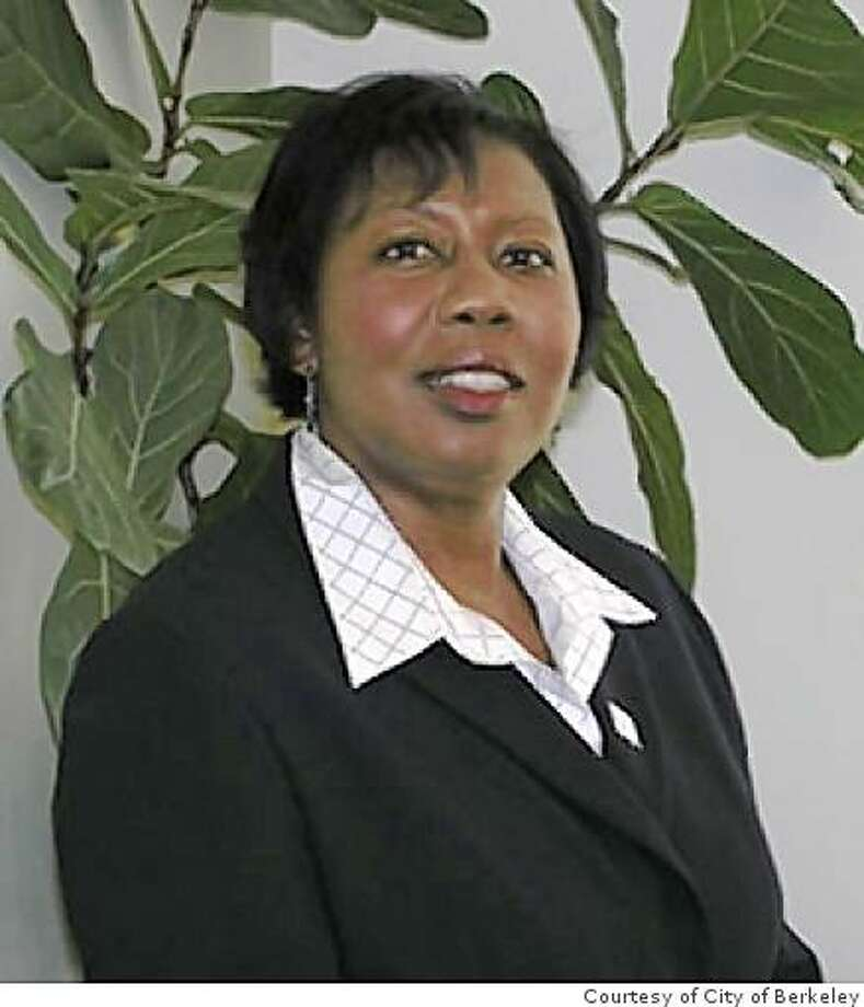 Photo of Berkeley Public Works director, Claudette Ford Photo: Courtesy Of City Of Berkeley