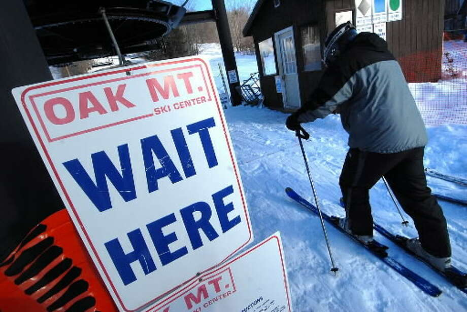 Oak Mountain ski area, in Speculator, Hamilton County, is being offered for sale by the county Industrial Development Agency.