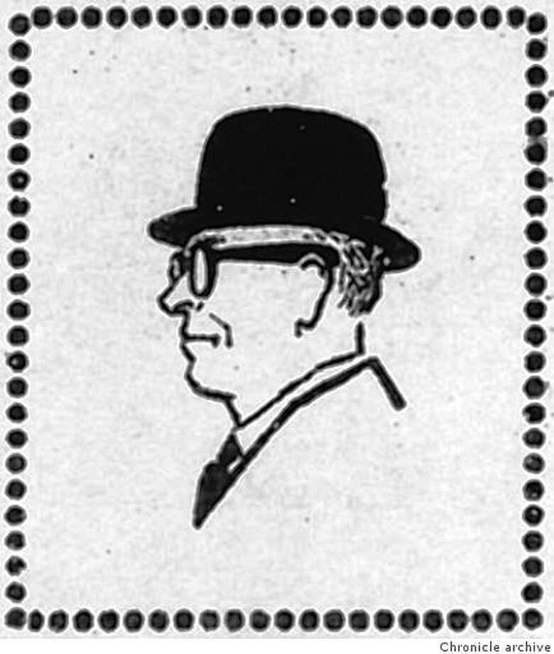 Charles McCabe logo Photo: Chronicle Archive