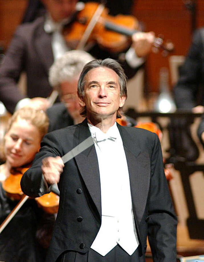 Michael Tilson Thomas is tackling a Mahler collection. Photo: Ho