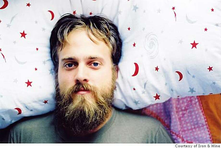 Sam Beam who performs as Iron & Wine will perform at Bimbo's on Oct 5th. Photo: Courtesy Of Iron & Wine
