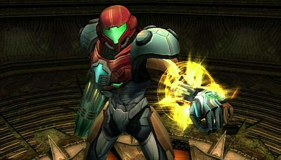 Metroid Prime Trilogy may be the best newer title for the Nintendo Wii. Photo: Nintendo