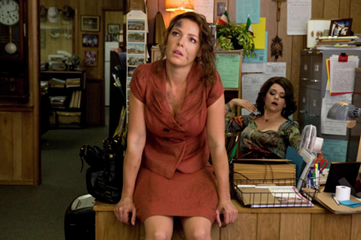 Katherine Heigl as Stephanie Plum in