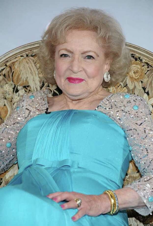 Betty White turned 94 on January 17, 2016. Take a look at some of her most memorable photos throughout her career.  Photo: Angela Weiss / 2012 Getty Images
