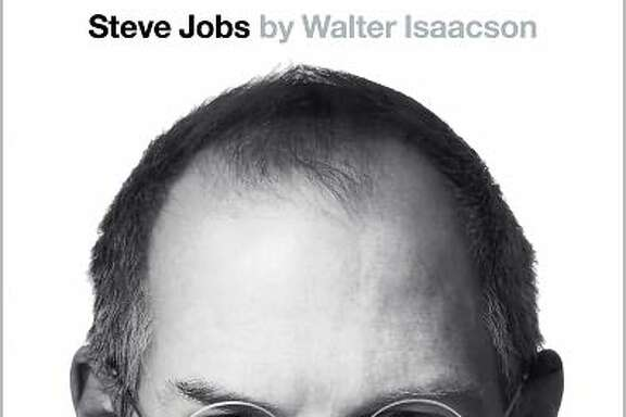 BOOK JACKET - Cover for Steve Jobs by Walter Isaacson