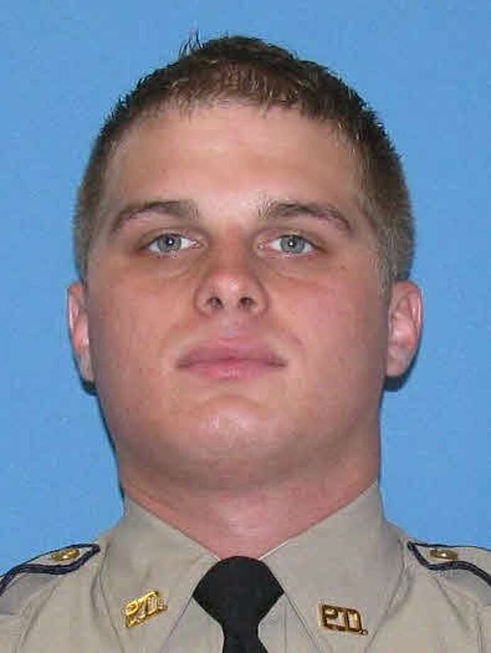 Cody Parchman was fired by the Katy Police Department after his truck was involved in a fatal wreck. Photo: Handout