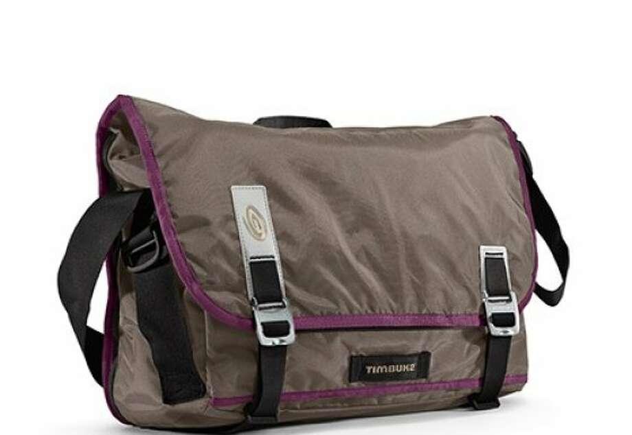 The Timbuk2 Command Messenger Bag Photo: Timbuk2