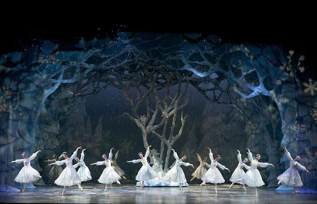 San Jose Ballet's Nutcracker from 2011 Photo: Robert Shomler