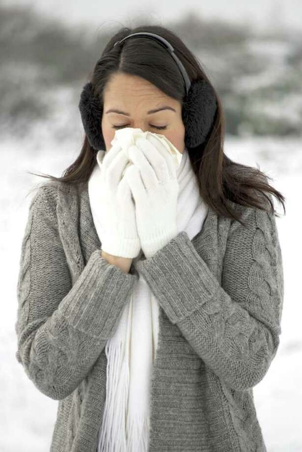 Dry air is more of a danger than cold air. (Fotolia.com) / hartphotography - Fotolia