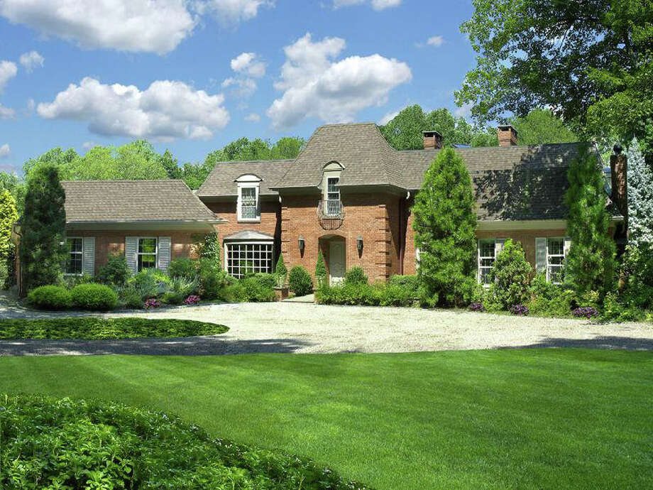 Regis Philbin and his wife, Joy, sold their house on Meeting House Road in Greenwich for $3 million last fall. The 6,000-square-foot Meeting House Road home — one of two owned in town by the retired TV host and his wife Joy — was originally put on the market in 2008 for $5.9 million and re-listed for $3.8 million in July 2010. Photo: Contributed Photo, Contributed Photo / Connecticut Post Contributed
