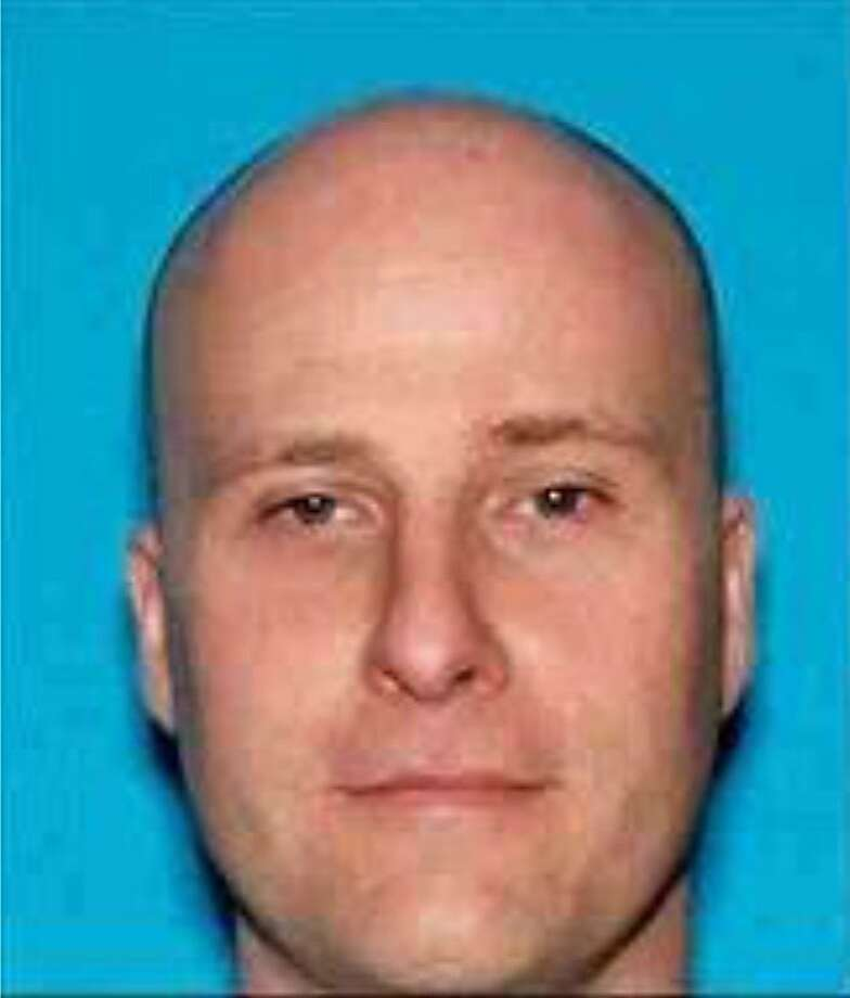 Peter Kolesnikov, a teacher at James Logan High School in Union City, arrested on suspicion of having sexual relations with a 16-year-old female student. Photo: A. R. Specht III, Union City Police Department